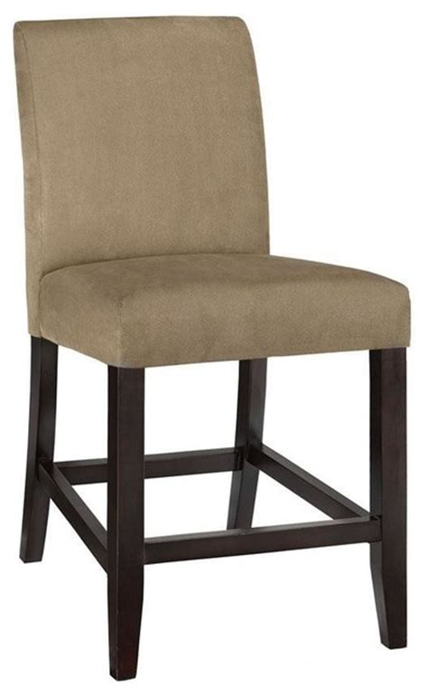 Slipcovers For Bar Chairs by Parsons Slipcover Counter Stool 42 5 Quot Hx20 Quot W Beige
