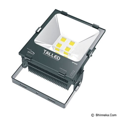 Lu Sorot Led 200 Watt jual talled flood light 200 watt ac 3000k murah bhinneka