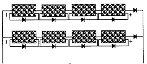 blocking diodes solar panels parallel solar power technical tips and to information