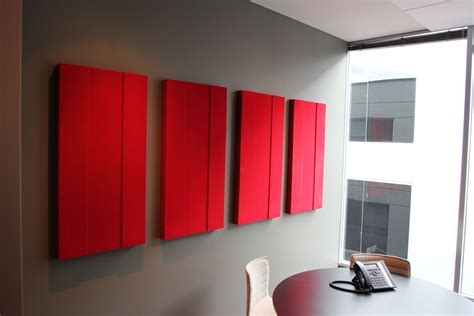 room soundproofing panels how do decorative acoustic panels impact room acoustics hush city soundproofing calgary s