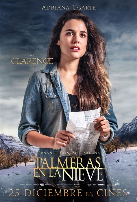 palmeras en la nieve palmeras en la nieve 4 of 6 mega sized movie poster image imp awards
