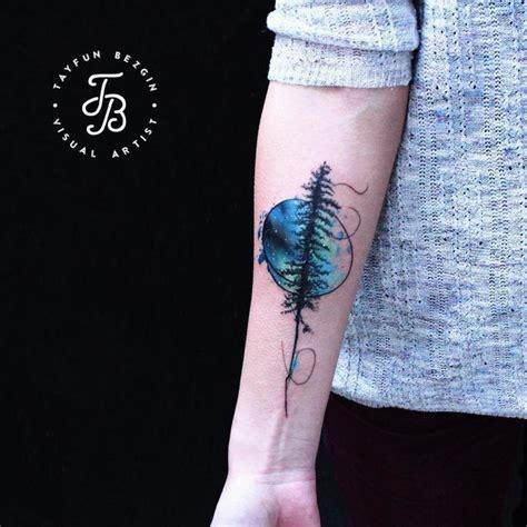 nothern light tree tattoo best tattoo ideas gallery