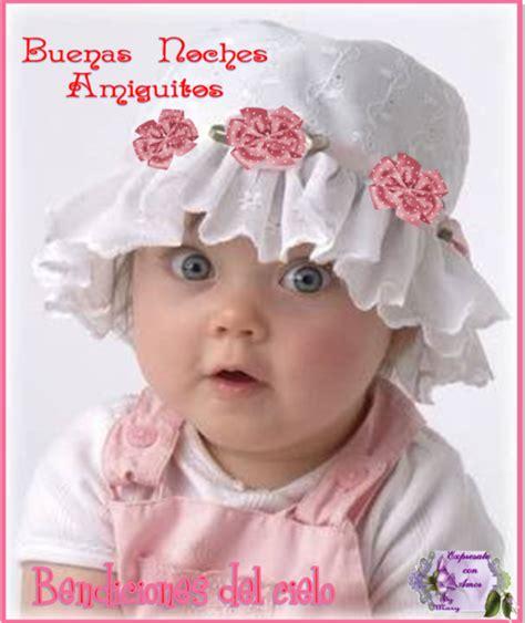 imagenes de buenas noches bebe im 225 genes hermosas de tiernos beb 233 s con frases de amor de