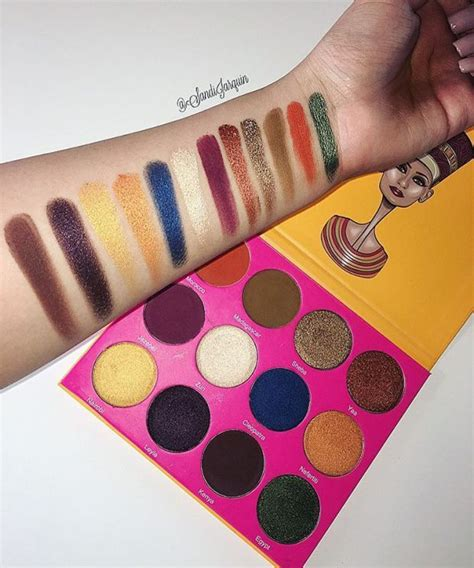 Eyeshadow Juvia S Place 25 best ideas about nubian palette on juvia