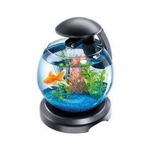 Shop / Aquatic / Aquariums / Tetra Mini Cascade Globe Aquarium 6.8L