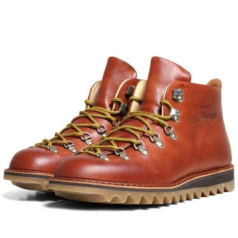 Handmade Hiking Boots - handmade in italy ripple sole hiker boots soletopia