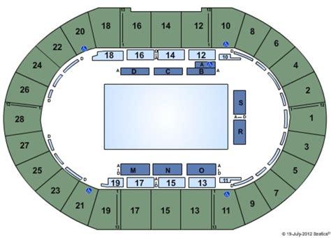 decc amsoil arena seating chart decc arena tickets in duluth minnesota decc arena