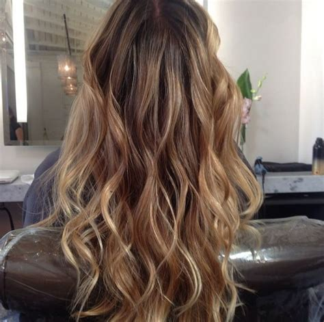 how to put blonde highlights in black hair dark golden blonde highlights hair color pinterest