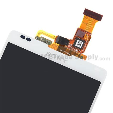 Lcd 1 Set Touchscreen Sony Xperia Zl C6802c6806c6833c6843xl36h sony xperia zl l35h lcd assembly etrade supply