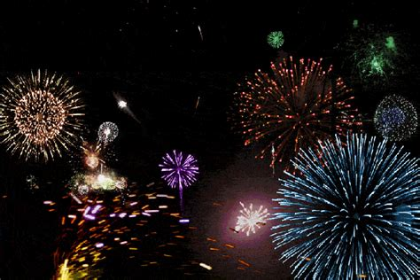 new year fireworks animation happy new year 2018 new year gifs