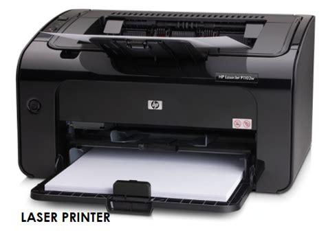 Printer Laser Untuk Cetak Foto kelebihan dan kekurangan printer inkjet dengan laser jet
