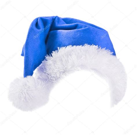 blue santa claus hat stock photo 169 valphoto 34306337