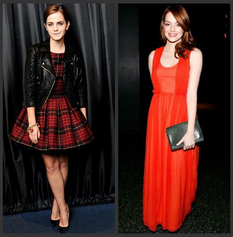 emma stone vs emma watson march fabness 2012 emma vs emma the democracy diva