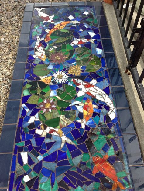 mosaic koi pattern 1000 images about stained glass on pinterest prague