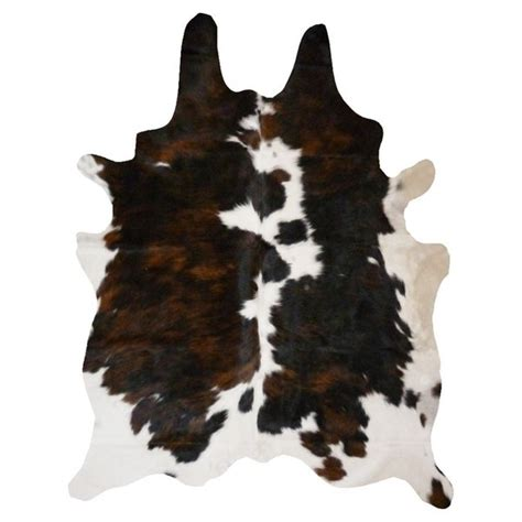 White Cowhide Rugs For Sale by Shop Real Cowhide Rug Brindle White On Sale Free