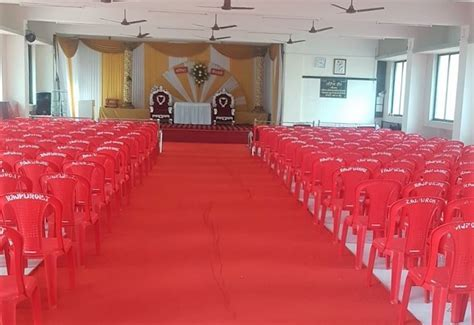 Terapanth Bhavan Airoli, Mumbai   Banquet Hall   WeddingZ.in