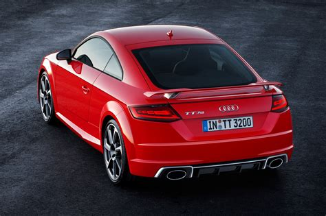 Raket Rs Snd 90 audi goes porsche with new 395bhp tt rs coupe and roadster by car magazine