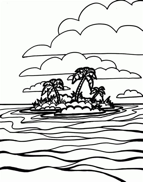 high quality printable coloring pages free island coloring pages high quality coloring pages