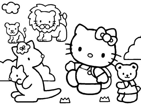 coloring pages hello kitty baby baby hello kitty coloring pages coloring home