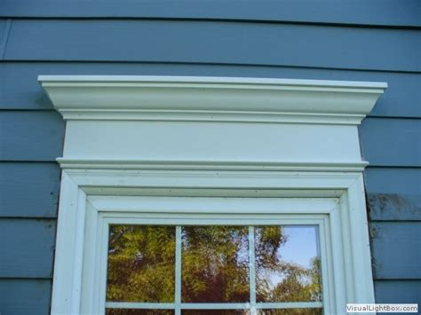 Exterior Crown Molding 13 Best Images About Outdoor Window Trim On