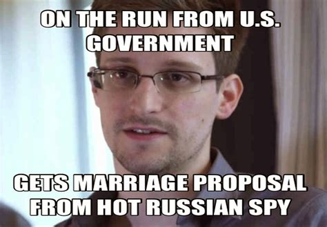Snowden Meme - crazy tech conspiracy theories that will leave you baffled