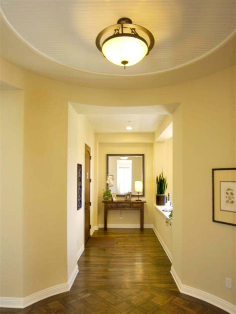 Foyer Hallway Entryway Lighting Designs Hgtv