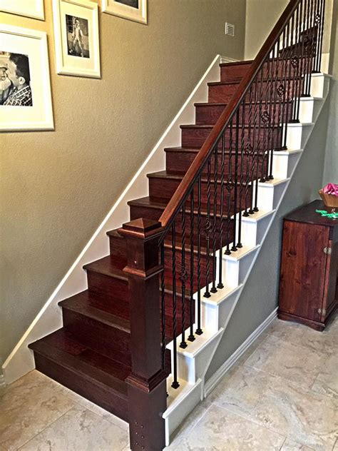 how to remodel staircase remodel complete solutions home remodeling