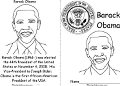 short biography of barack obama pdf biography printable books enchantedlearning com