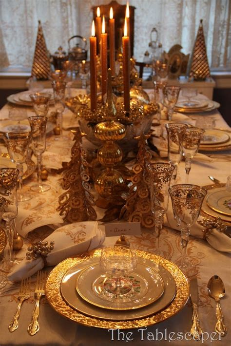 elegant christmas table setting with pink and gold elegant christmas table christmas centerpieces