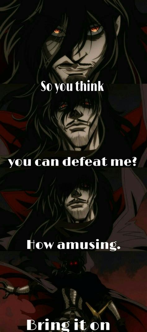 Hellsing Meme - 17 best images about hellsing on pinterest sparkle