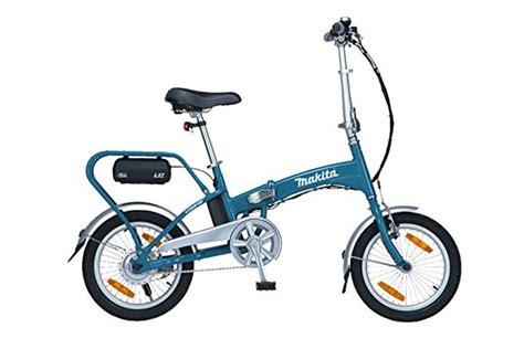 Makita Vélo électrique pliant BBY180 18V   Test complet
