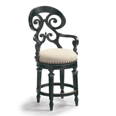 Bar Stool 26 Seat Height by Louisa Swivel Counter Height Bar Stool 26 Quot H Seat Frontgate