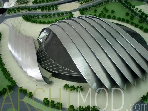 Modern Designs archimod stadium and sport arena models