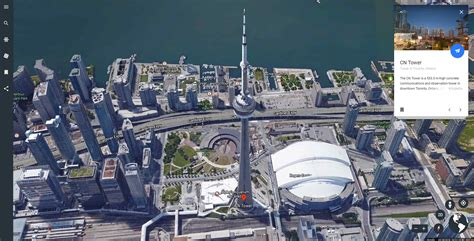 google earth see the world from a drone s perspective with the new