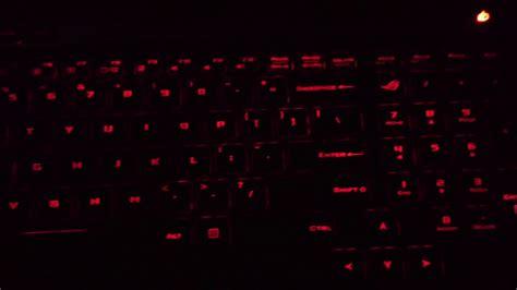 Asus Rog Laptop Backlight Not Working asus rog g701vi xs78k bad backlight keyboard again