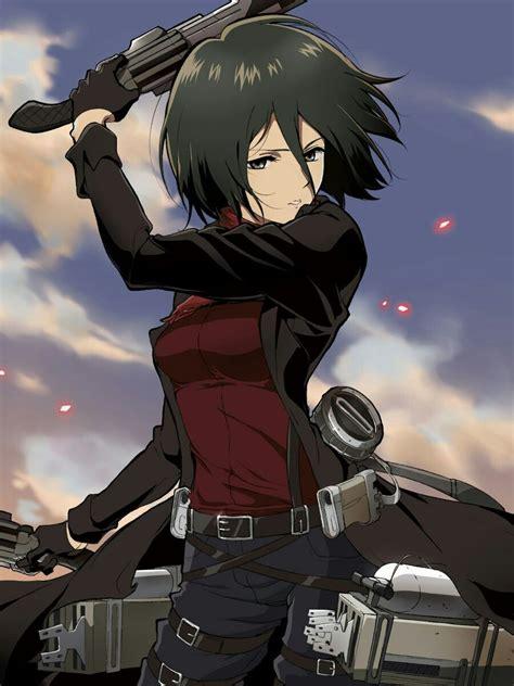 Gelang Anime Attack On Titan Snk mikasa attack on titan snk mikasa mikasa anime and