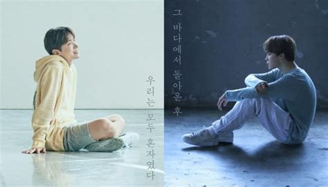 bts drama bts j hope and jimin are dark and light in love yourself
