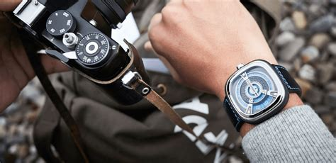 Sale Jam Tangan Pria Seven Friday jam tangan original sevenfriday m series m2 02