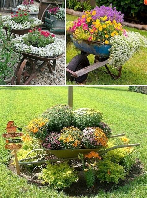 Creative Backyard Ideas by 24 Insanely Creative Diy Garden Container Projects That Will Beautify Your Backyard Landscaping