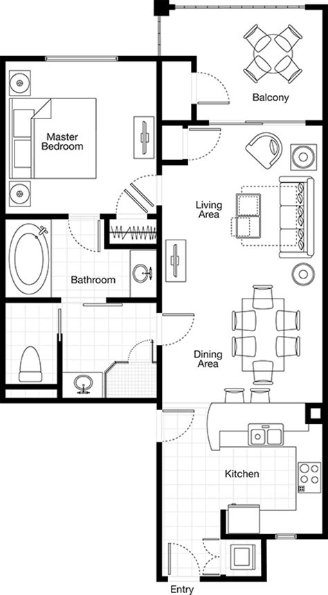 sheraton vistana villages floor plan one bedroom premium villas sheraton vistana villages