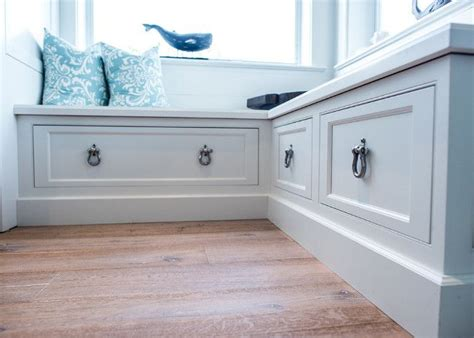 window seat with drawers plans 810 best images about eating area on beautiful