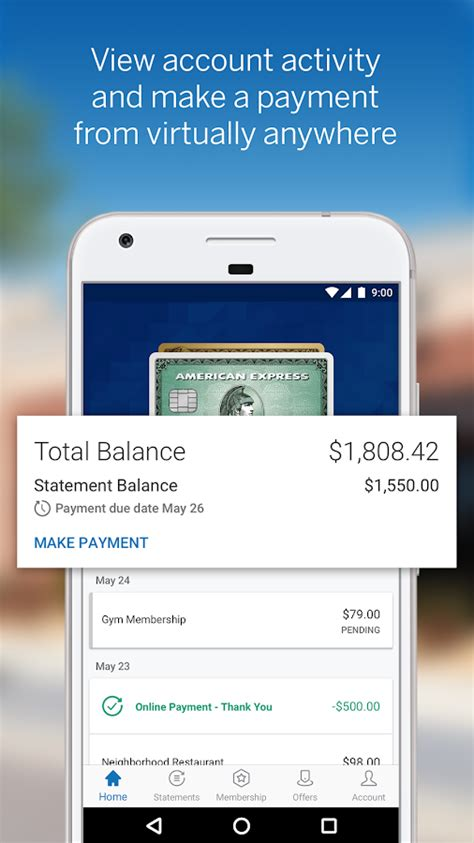 amex mobile amex mobile android apps on play