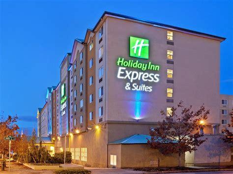Hotel Inn Express Seattle City Center Seattle As