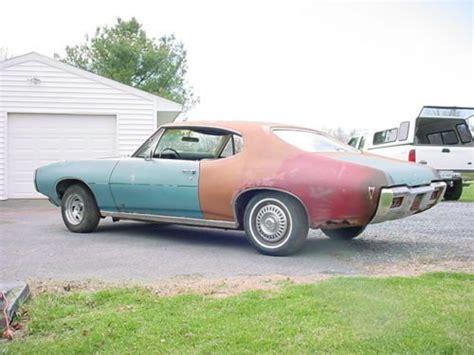 service manual how cars run 1968 pontiac lemans spare parts catalogs 1968 pontiac le mans