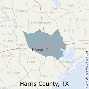 Best Places to Live in Harris County, Texas Houston Texas 77095