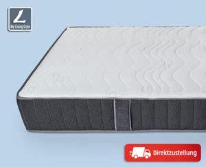 Matratze Im Angebot by Hofer My Living Style Matratze Im Boxspringlook Im