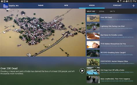 weather channel apk the weather channel apk for blackberry android apk apps for blackberry for