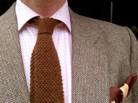 how to knit a tie four in knit tie problem malefashionadvice
