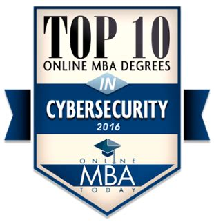 Jmu Mba by Information Security Mba