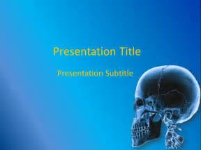 powerpoint template downloads free orthopedics powerpoint template free free